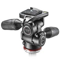 Manfrotto MH804-3W RC2 3-way Head with Quick Release