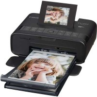 Canon SELPHY CP1200 Compact Photo Printer - Black