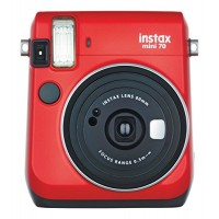 Fujifilm Instax Mini 70 - Red