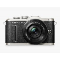 Olympus PEN E-PL8 Compact System Camera with 14-42mm EZ Lens