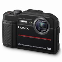 Panasonic Lumix FT7 Underwater Digital Camera - Black