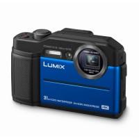 Panasonic Lumix FT7 Digital Camera - Blue