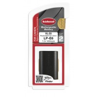 Hahnel HL-E6 Canon Fit Battery