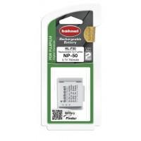 Hahnel HL-F50 Fuji Fit Battery