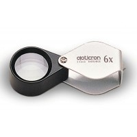 Opticron Metal Loupe Magnifier 6x23mm