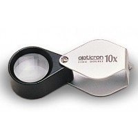 Opticron Metal Loupe Magnifier 10x23mm