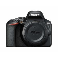 Nikon D3500 Digital SLR Camera with 18-55mm AF-P Non VR Lens