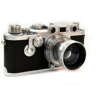 USED! Leica IIIF Red Dial With Self Timer