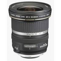 Canon 10-22mm f3.5-4.5 EF-S USM Lens