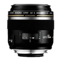 Canon 60mm f2.8 EF-S USM Macro Lens