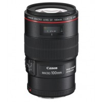 Canon 100mm f2.8L EF IS USM Macro Lens