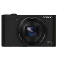 Sony CYBERSHOT WX-500 Compact Digital Camera - Black