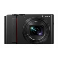 Panasonic Lumix TZ200 Compact Camera - Black