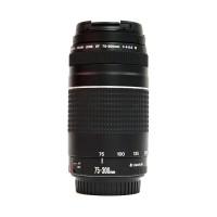 USED! Canon EF 75-300mm f/4-5.6 III USM Lens