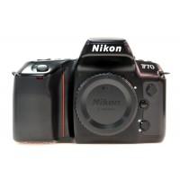 USED! Nikon F70 35mm SLR