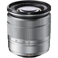 Fuji 16-50mm f3.5-5.6 XC OIS Lens - Silver