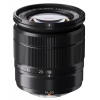 Fuji 16-50mm f3.5-5.6 XC OIS Lens - Black