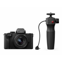 Panasonic Lumix CD-G100 Digital Camera with 12-32mm Lens and Shooting Grip