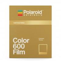 Polaroid Original Color Film for 600 (Gold Frames)