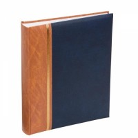 "Kenro Grace 100 9x6"" Photo Album Blue"