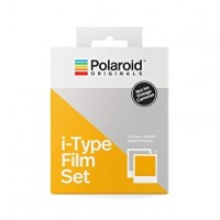 Polaroid Original i-Type Film set  (Color and Black&White)