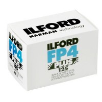 Ilford FP-4 PLUS 125 135-36 Film