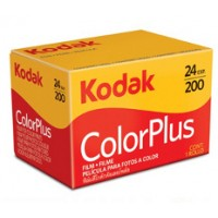 Kodak ColorPlus 35mm Film (24 exposure)