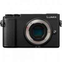 Panasonic Lumix GX9 Mirrorless Camera Body Only - Black