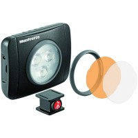 Manfrotto LUMIE Play 3 On-Camera LED Light