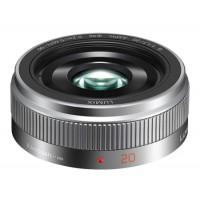 Panasonic 20mm f1.7 LUMIX G II ASPH G Lens Silver