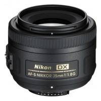 Nikon 35mm f1.8 G AF-S DX Lens