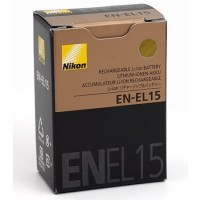 Nikon EN-EL15 Battery Pack