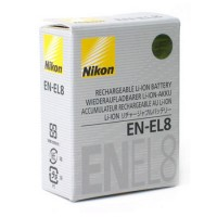 Nikon EN-EL8 Battery Pack