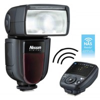 Nissin Di700 Air Flashgun and Commander Bundle - Panasonic / Olympus