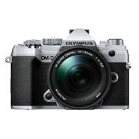 Olympus OM-D E-M5 Mark III Digital Camera with 14-150mm Lens - Silver