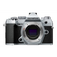 Olympus OM-D E-M5 Mark III Digital Camera Body - Silver