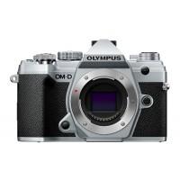 Olympus OM-D E-M5 Mark III Digital Camera Body - Silver