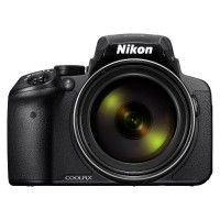 Nikon COOLPIX P900 Bridge Digital Camera Black