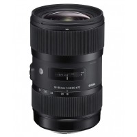 Sigma 18-35mm f1.8 DC HSM Lens Canon Fit