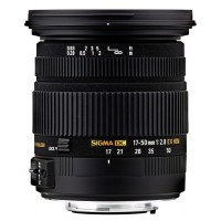Sigma 17-50mm f2.8 EX DC HSM - Sony A Fit