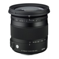 Sigma 17-70mm f2.8-4 DC Macro OS HSM Lens Canon Fit