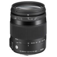 "Sigma 18-200mm f3.5-6.3 DC Macro OS ""C"" Lens Nikon Fit"