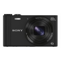 Sony CYBERSHOT WX-350 Compact Digital Camera Black