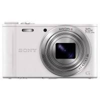 Sony CYBERSHOT WX-350 Compact Digital Camera White