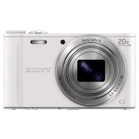 Sony CYBERSHOT WX-350 Compact Digital Camera White