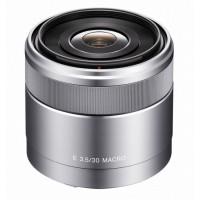 Sony E30mm f3.5 Macro Lens