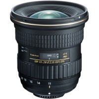Tokina 11-20mm f2.8 AT-X PRO DX Lens - Nikon Fit