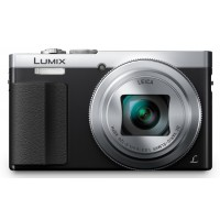 Panasonic LUMIX TZ-70 Superzoom Camera Silver