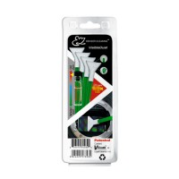 Visible Dust EZ Sensor Cleaning Kit - 1ml Smear Away and 4 Green Swabs (1.3x)