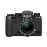 Fujifilm X-T3 Digital Camera with 18-55mm Lens - Black